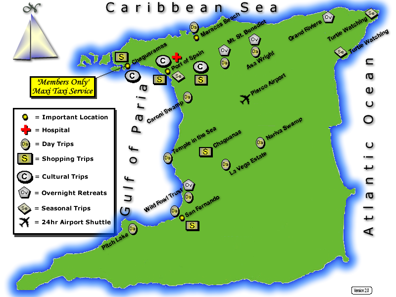 Service Map